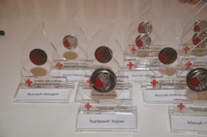priznanja Crveni krst