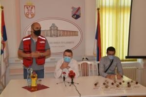 Oliver Stojanović, Vladimir Štrbac i Nenad Bogićević